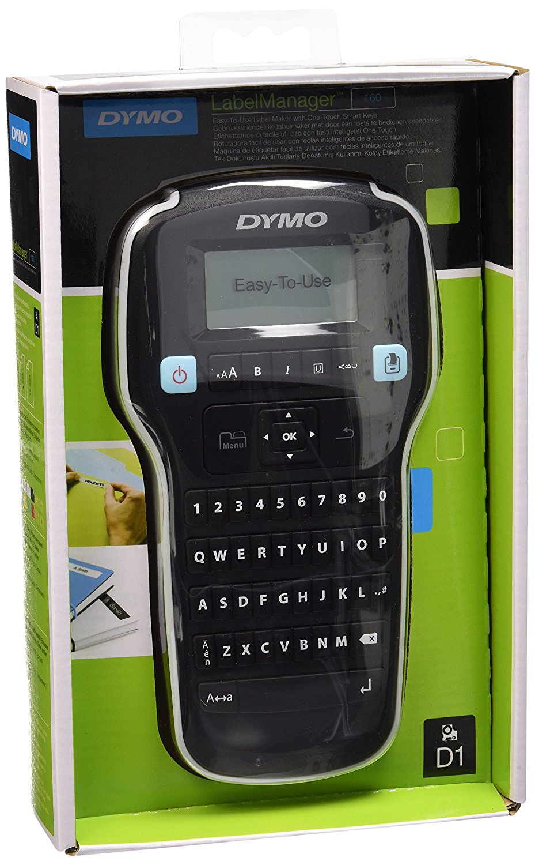 Etichettatrice Dymo labelmaker 160 – By NasoSan
